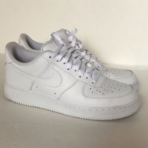 Nike Air Force 1 NYC White Low Top '17 / '18